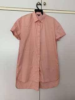Pomelo XS shirtdress