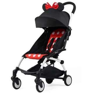 Baby Stroller Mickey Minnie