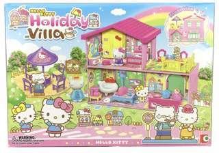 🚚 Hello Kitty Holiday Villa