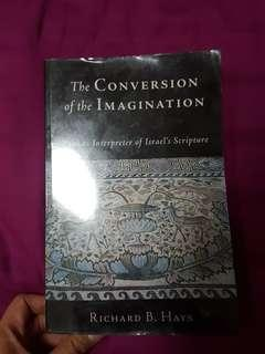 🚚 The Conversion of the Imagination
