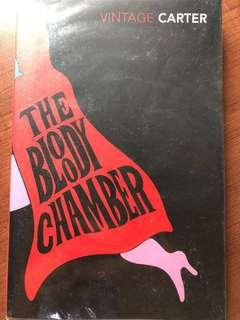 Last clearing  sale! literature book: The Bloody Chamber (Vintage Carter)!