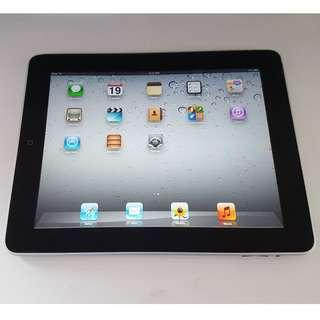 🚚 Steve Jobs, The Original iPad by Apple Inc, Model A1219, 9.7 inch, 16GB, Wifi, 1st Generation, a Piece of History, USA, Genuine, Authentic, Fashionable, Stylish, Iconic, For Collector, Yuppie, Art Décor, Avant-grade, Pop culture phenomenon