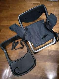 攜帶式折疊兒童餐椅