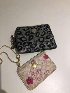 $20 for both Coach