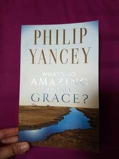 🚚 What's so Amazing about Grace? By Philip Yancey