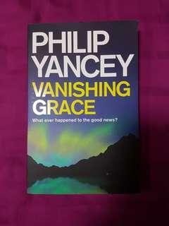 🚚 Vanishing Grace by Philip Yancey