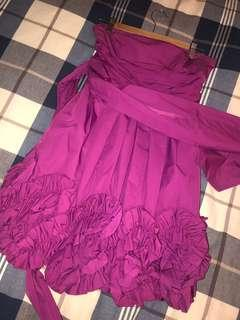 Bcbg dress size 4