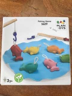 🚚 Plan Toys fishing game