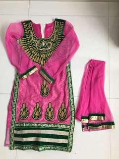 🚚 Indian costume (male & girl)