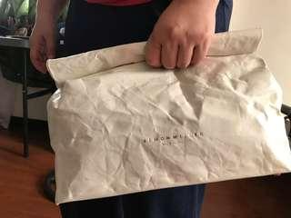 Simon Miller lunchbox clutch bag