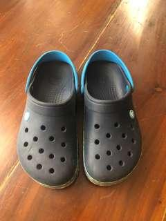Crocs Band Boys in Size 6