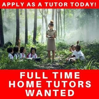 Tuition Jobs | Tuition Assignment | Tutor Job | Full Time
