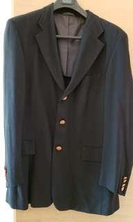 hugo boss black suit 黑色西裝褸