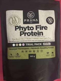 Prana on protein pack