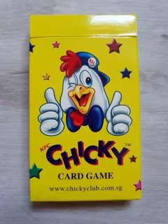 🚚 Chicky Playing cards