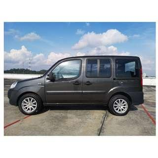Private Car - Fiat Doblo Panorama 1.4M
