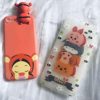搬屋清貨💗Tigger跳跳虎iPhone7Case Pooh and Friends iPhone7+Case