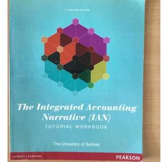 Integrated Accounting Narrative - IAN Workbook