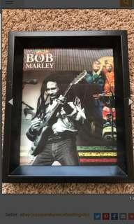 🚚 Bob Marley 3D Image Picture