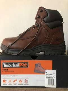 (NEW!) Timberland Safety Shoes