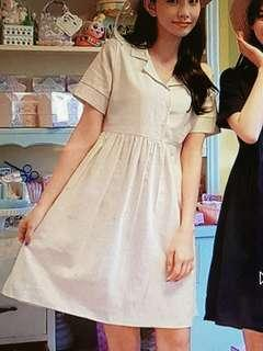 韓國連身裙 全新未拆