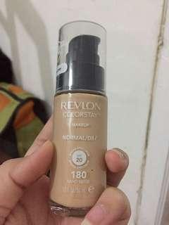 Revlon foundation normal/dry (sand beige)