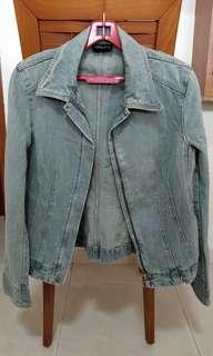 80s style cotton denim jacket originally bought at $80.