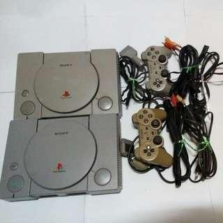 2sets Of Retro PlayStation 1 Ps1 Psx