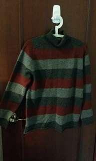 冷衫 Woolen sweater