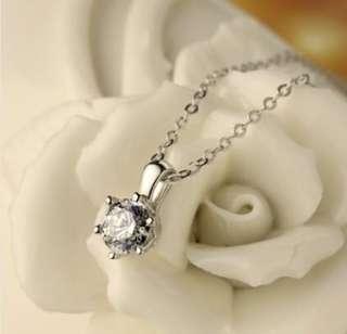 Swarovski mon meill necklace