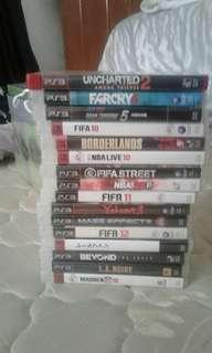 PS3 Games and Xbox 360 Games