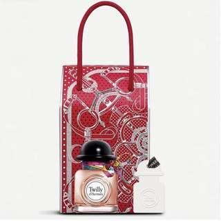 HERMES 香水- Twilly d'Hermes Eau De Parfum EDP 50ml Gift Set