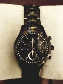 Solvil et Titus 鐵達時晶鑽女裝手錶