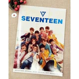 Seventeen photobook