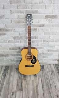 Cort electric acoustic guitar
