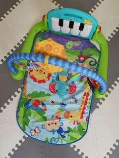 Fisher Price Piano Gym Playmat (Original)