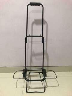🚚 Foldable travel trolley