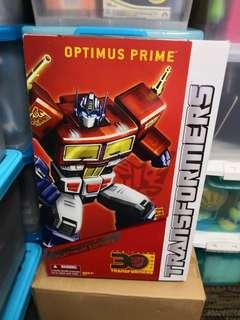 Transformers Optimus Prime Convoy year of the horse platinum edition masterpiece mp