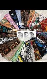 Batik bandung indonesia