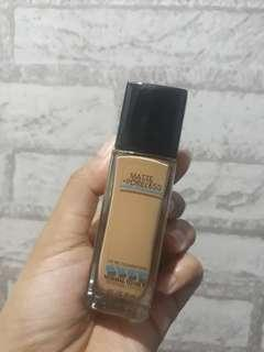 Maybelline Fit Me Foundation (310 Sun Beige)