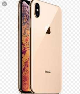 🚚 IPHONE XS MAX 64GB *GOLD*