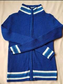 Blue Jacket from Baguio