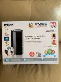 D-Link DIR868L Wireless AC1750 Dual Band Gigabit Cloud Router
