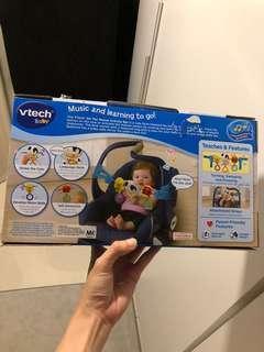 Vtech stroller hanging musical toy