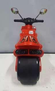 motor anak baru