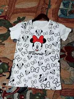 Mickey Mouse White Top