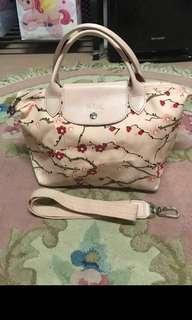 Authentic Longchamp Sakura Small Size