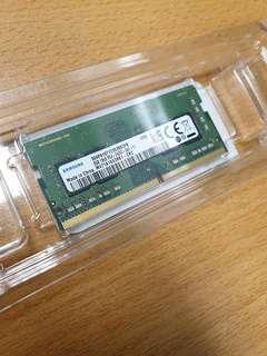 8GB 1Rx8 PC4-2400T Laptop RAM