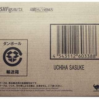 Bandai S.H.Figuarts Naruto Uchiha Sasuke SHF