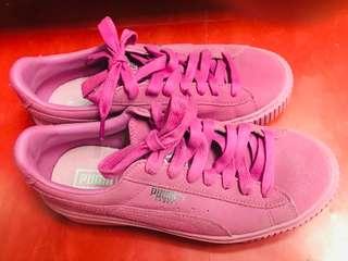 87e252d6b6ee43 Puma Suede Pink